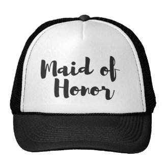 Bachelorette Party Hat Maid Of Honor