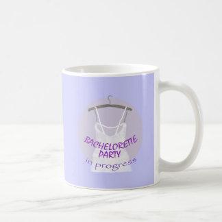 Bachelorette Party in Progress design Coffee Mug
