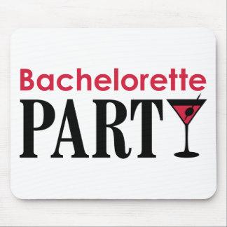 Bachelorette party mousepads