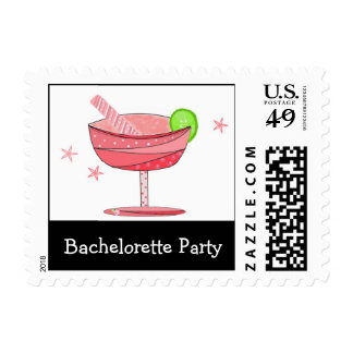 Bachelorette Party Postage