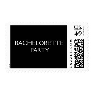 Bachelorette Party Postage