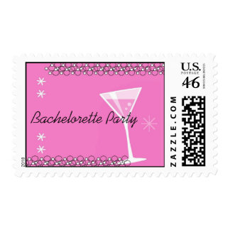 Bachelorette Party Stamps