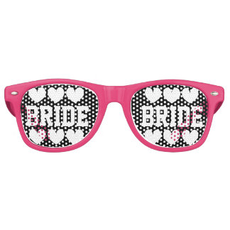Bachelorette party shades | props for brides gag