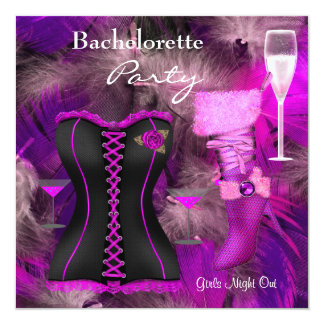 Bachelorette Party Shoes Hi Heels Boots Corset Card