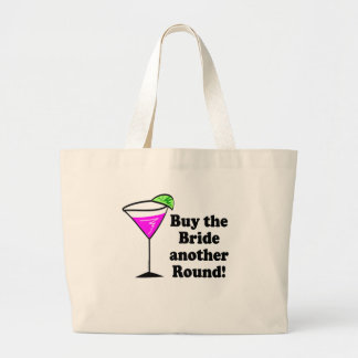 Bachelorette Party Supplies Large Tote Bag