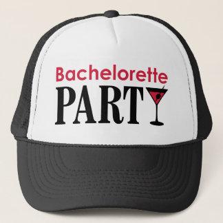 Bachelorette party trucker hat