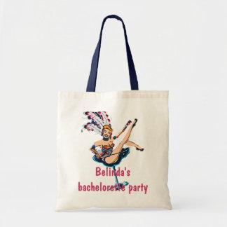 Bachelorette Party Vegas Casino Theme Tote Bag