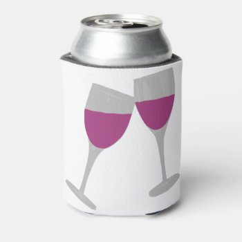 Bachelorette Paty Can Cooler by CREATIVEWEDDING at Zazzle