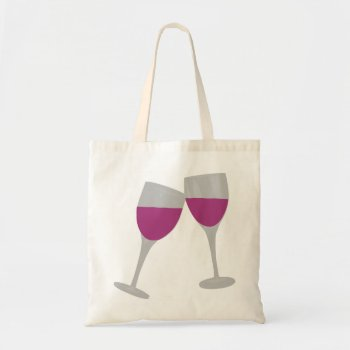 Bachelorette Paty Tote Bag by CREATIVEWEDDING at Zazzle