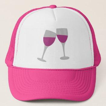 Bachelorette Paty Trucker Hat by CREATIVEWEDDING at Zazzle
