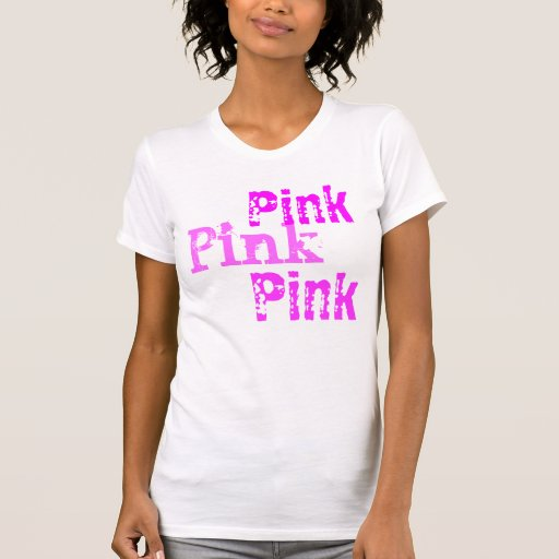Bachelorette rosado rosado rosado camiseta