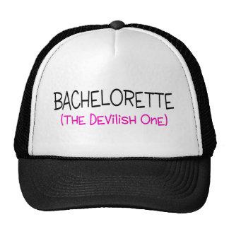 Bachelorette The Devilish One Trucker Hat