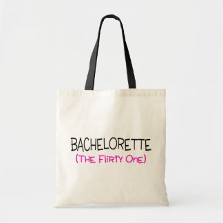 Bachelorette The Flirty One Budget Tote Bag