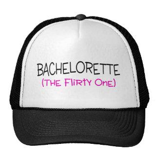 Bachelorette The Flirty One Trucker Hat