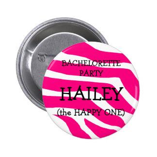 Bachelorette The Happy One Pin