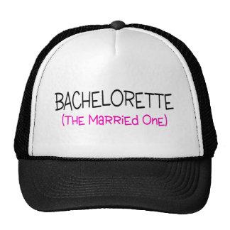 Bachelorette The Married One Trucker Hat