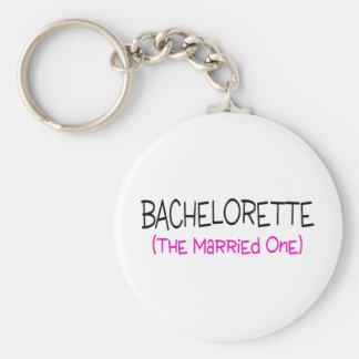 Bachelorette The Married One Keychain