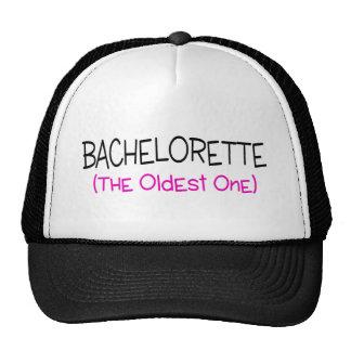 Bachelorette The Old One Trucker Hat