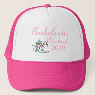 Bachelorette Weekend 2010 Trucker Hat