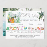 """Bachelorette Weekend Itinerary 
