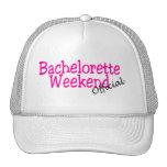 Bachelorette Weekend (Official/Pink) Trucker Hat