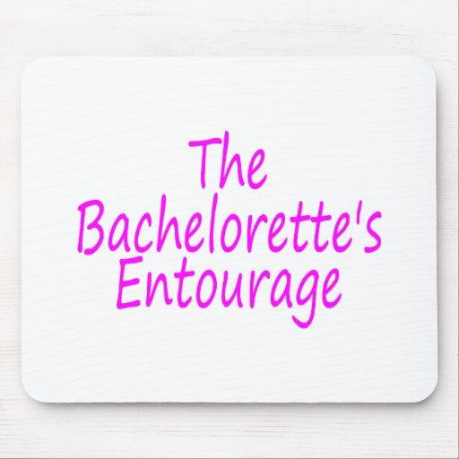 Bachelorette's Entourage Mouse Mats