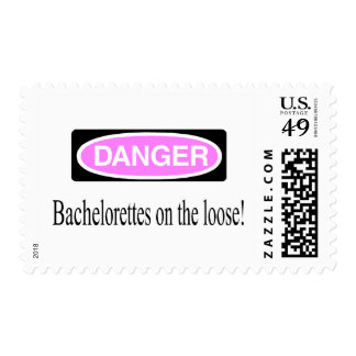 Bachelorettes On The Loose Stamps