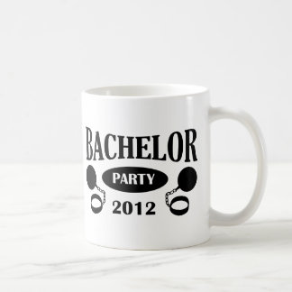 Bachelor's degree party coffee mug