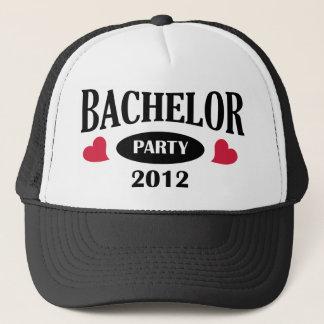 Bachelor's degree party trucker hat