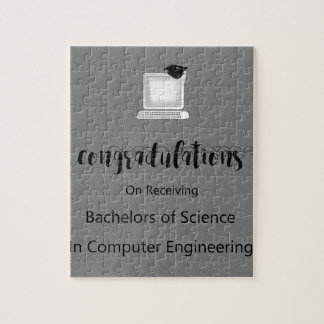 Bachelors of Science in Computer Engineering Jigsaw Puzzle