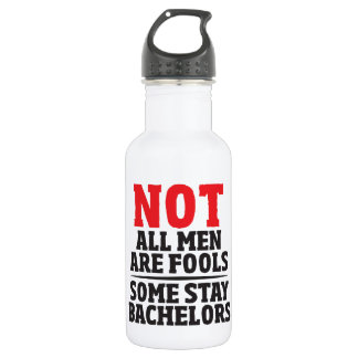 Bachelors Water Bottle
