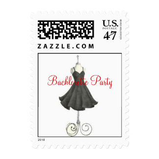 Bachlorette Party Dress Postage