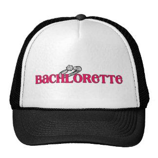 bachlorette trucker hat