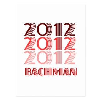 BACHMAN 2012 VINTAGE POSTCARD