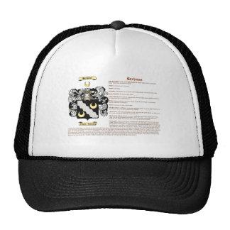 Bachman (significado) gorra