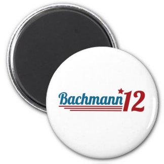 Bachmann '12 2 inch round magnet