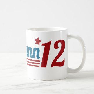 Bachmann '12 coffee mug