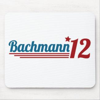 Bachmann '12 mouse pad