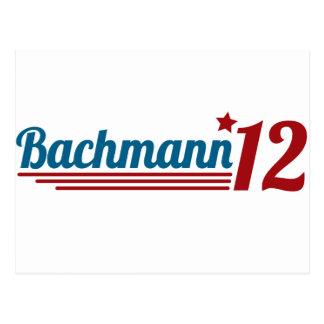 Bachmann '12 postal