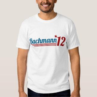 Bachmann '12 tee shirt