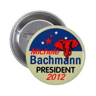Bachmann 2012 Button