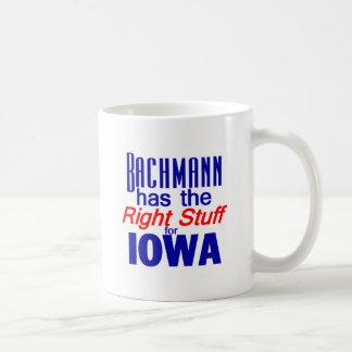 Bachmann 2012 IOWA Coffee Mug