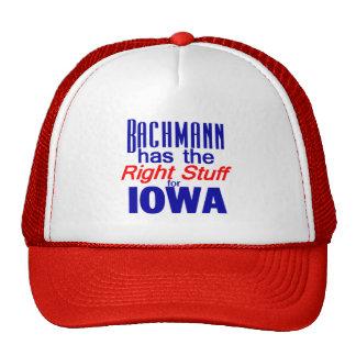 Bachmann 2012 IOWA Trucker Hat