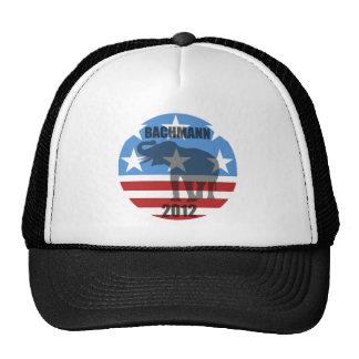 Bachmann 2012 trucker hat