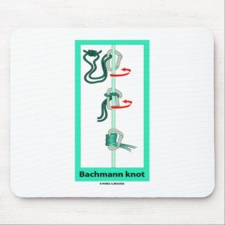 Bachmann (Bachman) Knot Mouse Pad
