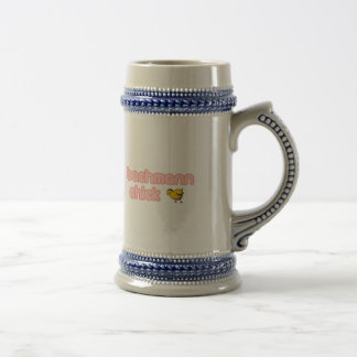 Bachmann Chick 18 Oz Beer Stein