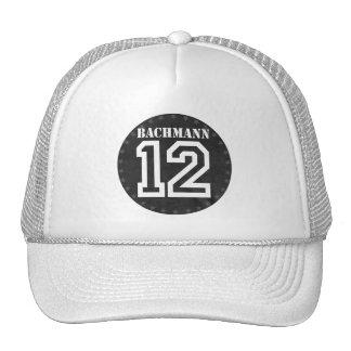 BACHMANN EN 12 (blanco) Gorras