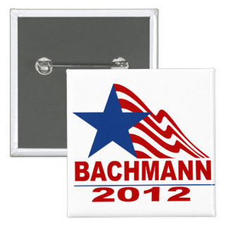 Bachmann for President 2012 Button