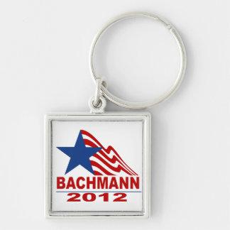 Bachmann for President 2012 Keychain