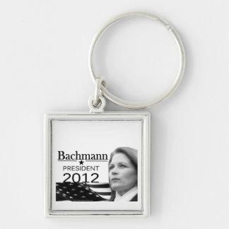 Bachmann for President Keychain